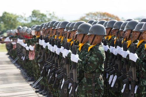 Китайские вооружённые силы. Somchai Kongkamsri/pexels.com / License    Epoch Times Россия