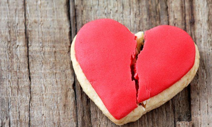 Может ли кто-то умереть от синдрома разбитого сердца? (Shutterstock *)   Epoch Times Россия