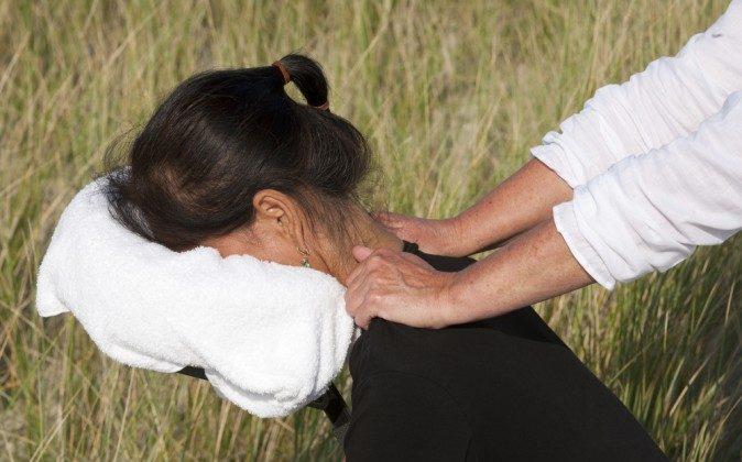 Туйна - массаж. (Shutterstock*) | Epoch Times Россия