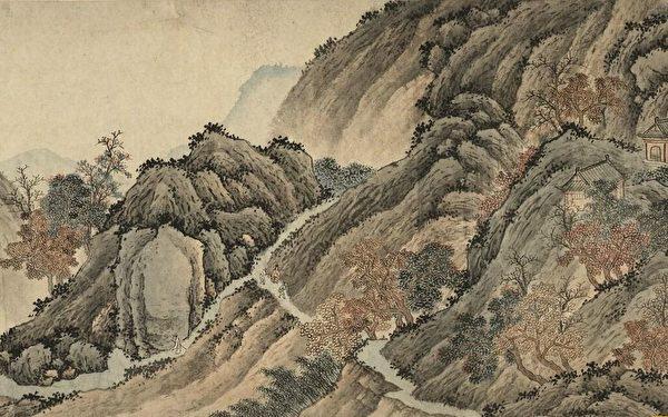 Горы и реки Сучжоу, Шэнь Чжоу, династия Мин. Public Domain   Epoch Times Россия