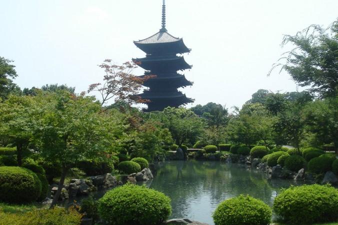 Пагода Тодзи в Киото, Япония. Фото: Simone Urbinati/CC BY-SA 3.0 | Epoch Times Россия