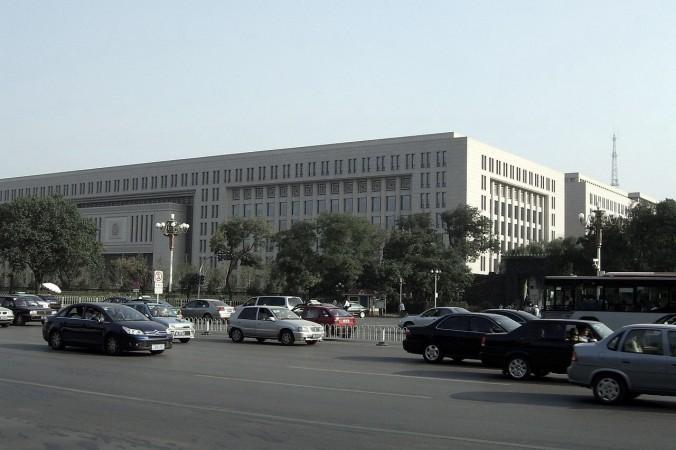 1280px Ministry of Public Security of the Peoples Republic of China 676x450 1 - Си Цзиньпин проводит чистку аппарата общественной безопасности