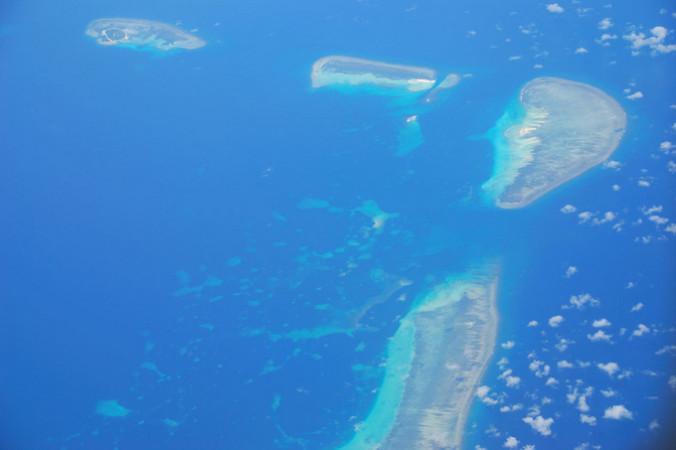 Острова в Южно-Китайском море много лет остаются спорной территорий.  Фото: Nicolas Lannuzel/flickr.com/CC BY-SA 2.0 | Epoch Times Россия