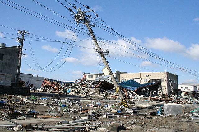 Последствия цунами 2011 года в Японии. Фото: 湯川 伸矢/flickr.com/CC BY 2.0   Epoch Times Россия