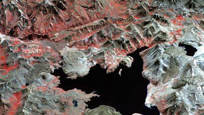 Поднятие чилийского озера может быть результатом активности вулкана