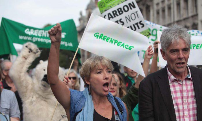 Один из основателей «Гринпис» считает теорию о глобальном потеплении  абсурдной