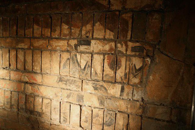 Фреска из гробницы в Лояне периода Цао Вэй (220-265 н.э.). Фото: Gary Todd/Wikipedia/CC0   Epoch Times Россия