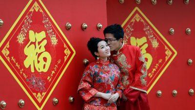 Почему молодые китайцы не хотят вступать в брак?