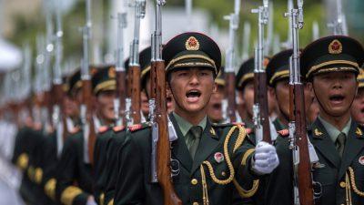 Бывший китайский военный рассказал о движущих силах в китайской компартии
