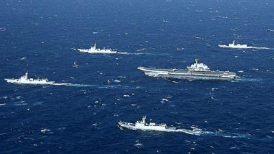 Как Китай пытается вытеснить Австралию из альянса с США
