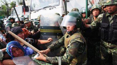 Количество забастовок рабочих в Китае неуклонно растёт