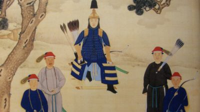 Древний Китай: как император-ребёнок победил коварного генерала и спас себя и империю