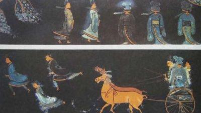 Древний Китай: За что выпороли правителя Вэня?