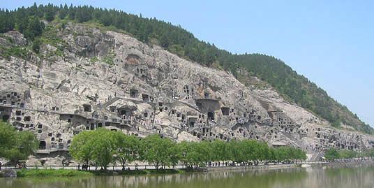 Пещеры Лунмэнь. Фото: Public Domain | Epoch Times Россия