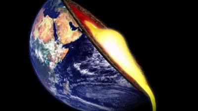 Ядро Земли остынет через миллиард лет