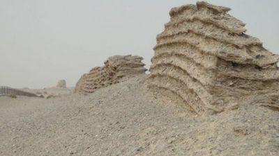 Опустынивание земель в Китае вызывает тревогу во всей Азии