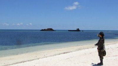 Гаагский суд не признал права Китая на Южно-Китайское море