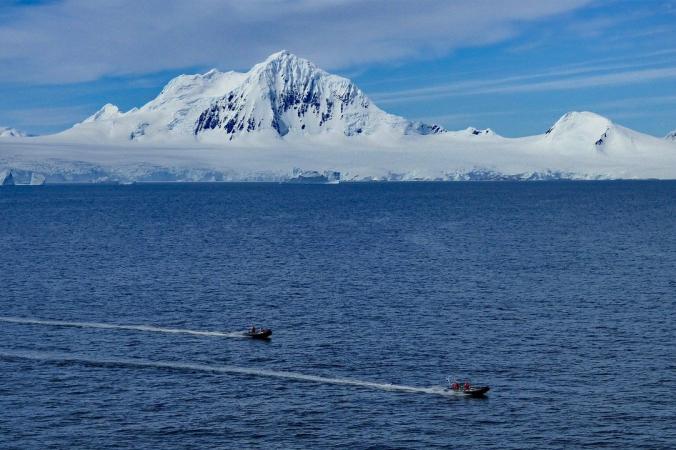 Уральские учёные отправятся исследовать ледники в Антарктиду