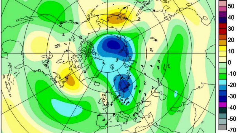 Весной над Арктикой ожидается появление рекордных озоновых дыр. ©Wikipedia   Epoch Times Россия