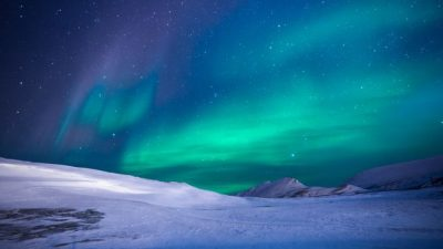 В Финляндии и России начинается сезон северного сияния