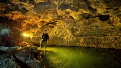 Лечение в соляной пещере