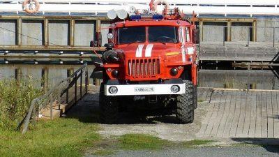 Спасательная бригада в Санкт-Петербурге работает круглосуточно