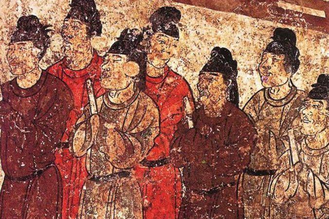 Китайские евнухи в Запретном городе