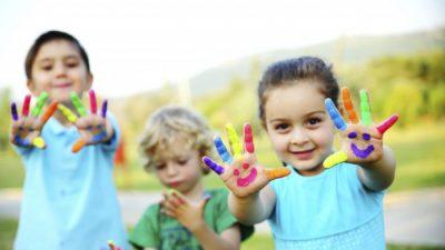 Творчество — лучшее занятие для ребёнка