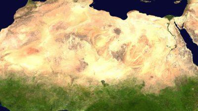 Учёные разгадали загадку «поющих землетрясений» на Красном море