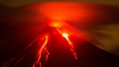 Учёные предсказали извержение крупнейшего вулкана Земли