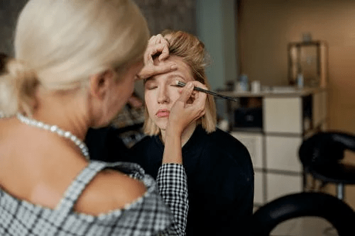 Несколько слов о макияже