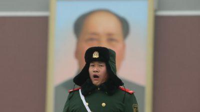 В Китае восьмилетних детей могут обвинить в оскорблении председателя Мао