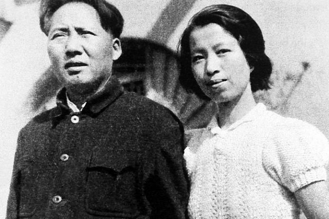 Цзян Цин и Мао Цзэдун в Яньаньском округе. Фото: ru.wikipedia.org/Public Domain | Epoch Times Россия