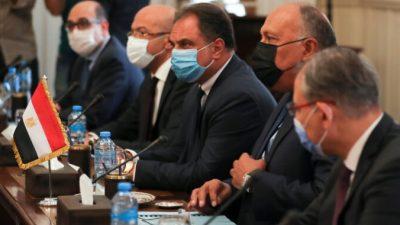 Израиль и Египет объединили усилия по укреплению мира в Газе