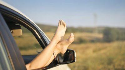 Правильный уход за ступнями ног