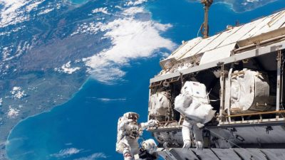 Австралия иВеликобритания заключили соглашение о«Космическом мосте»