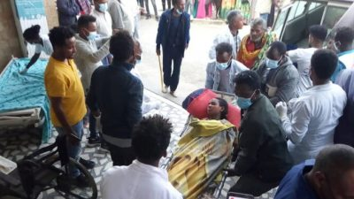 От авиаудара в Эфиопии погибло не менее 43 человек