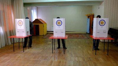 На избирательном участке Армении конфликт между представителями партий закончился стрельбой