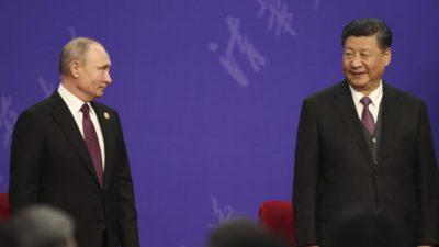 Россия и Китай продлили договор о дружбе и сотрудничестве