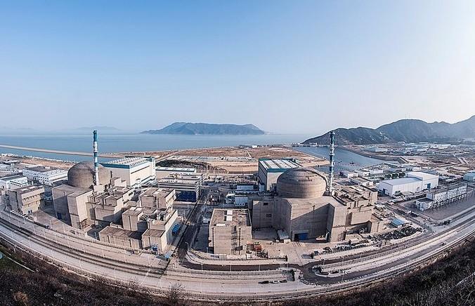 Китайские власти впервые признали утечку радиации наАЭС «Тайшань»