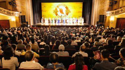 Shen Yun очищает сердца и умы