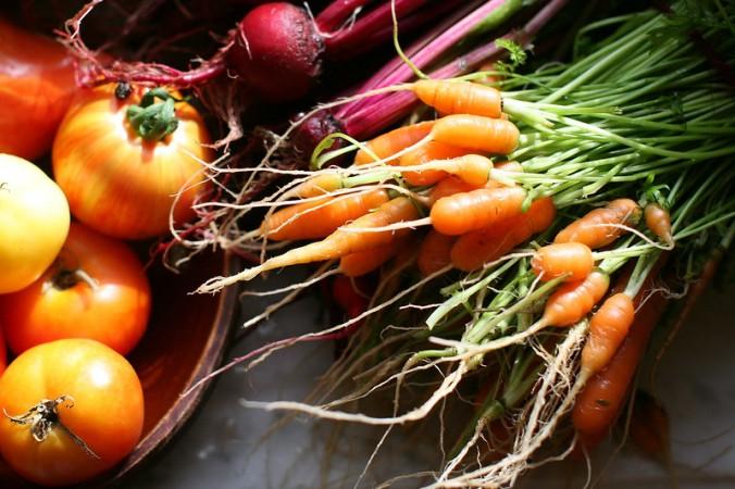 Употребление в пищу продуктов красного цвета помогает улучшить работу вашего сердца. (Фото: <a href=