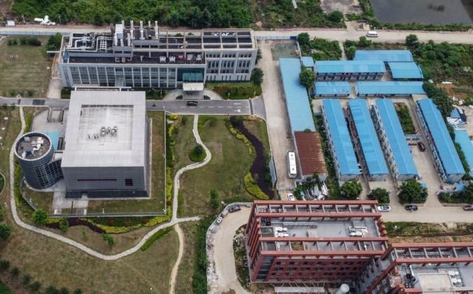 Лаборатория P4 в кампусе Уханьского института вирусологии в Ухане, в центральной китайской провинции Хубэй, 27 мая 2020 г. Hector Retamal/AFP via Getty Images   Epoch Times Россия