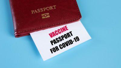 В России появился «чёрный» рынок по продаже поддельных сертификатов вакцинации от Covid-19
