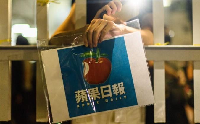 6 glavnoe 11 676x420 1 - Тайвань осудил принудительное закрытие Apple Daily