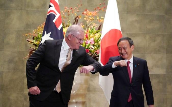 Австралия и Япония объединят усилия, чтобы призвать Пекин к ответственности за экономические запугивания