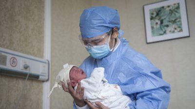 В Китае наблюдается высокий уровень бесплодия и рост числа суррогатных детей