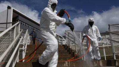 В Бразилии от COVID-19 умерло полмиллиона человек. Эксперты предупредили об ухудшении ситуации