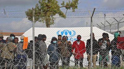 Кипр просит ЕС остановить поток нелегальных иммигрантов из Турции