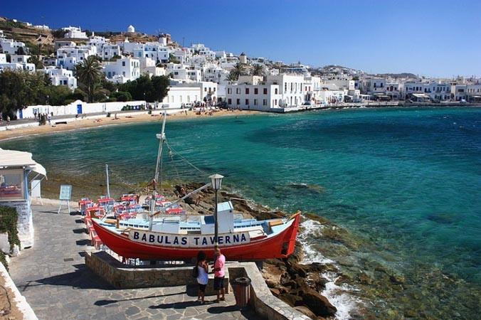 Эта удивительная Греция. Остров Миконос. Фото: Ion Androutsopoulos/flickr.com | Epoch Times Россия